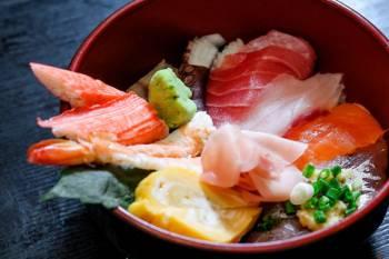 Sushi cach lam