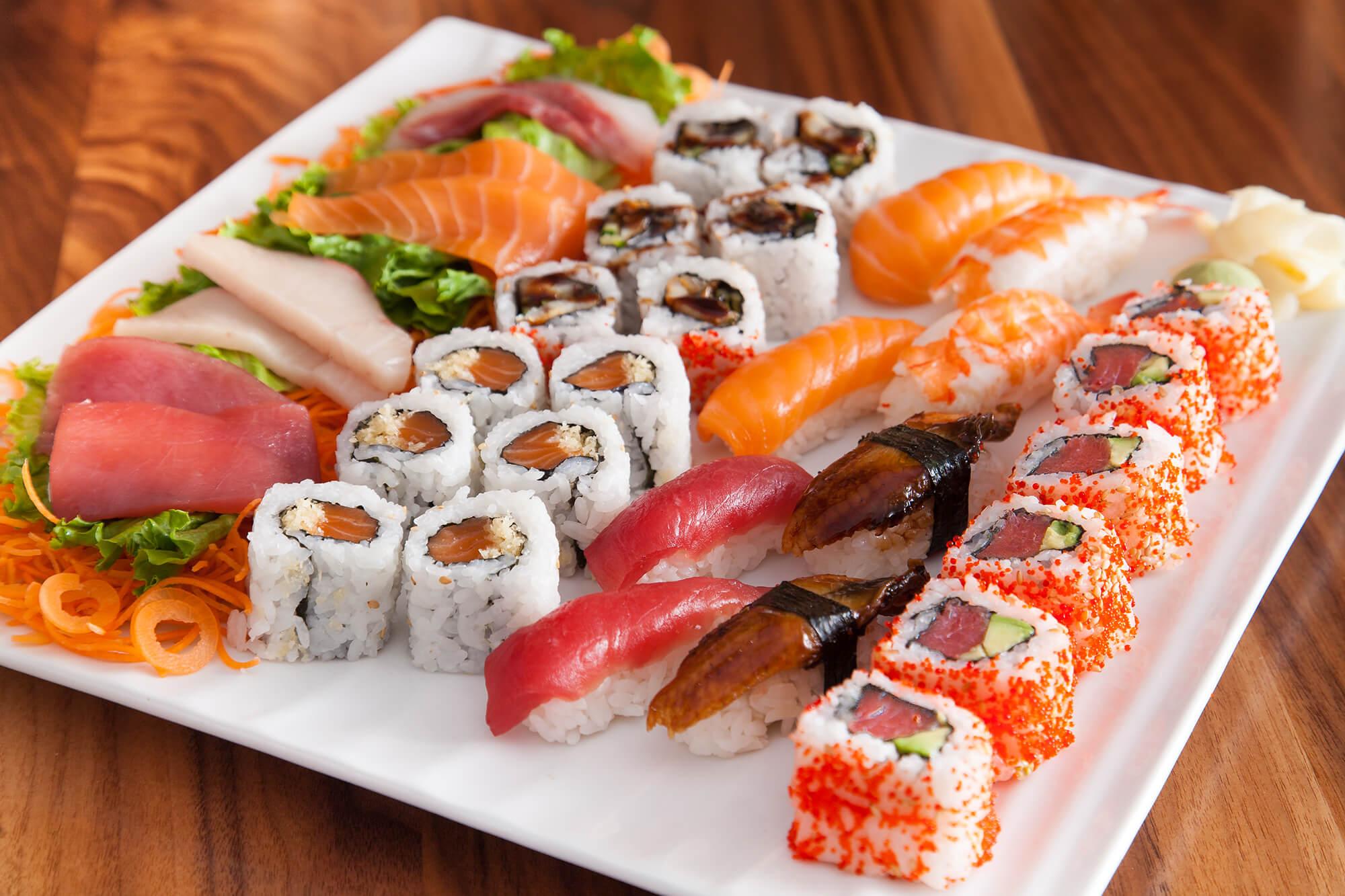 Cach an sushi chuyen nghiep nhu nguoi nhat e4f82a72c5