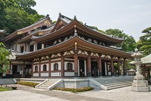 Hasedera main hall