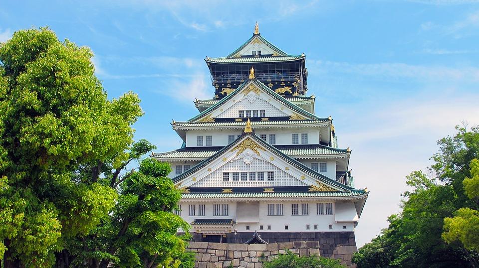 Osaka castle 1398125 960 720