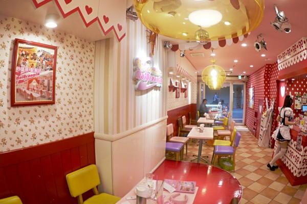 Osaka maidreamin maid cafe 78075