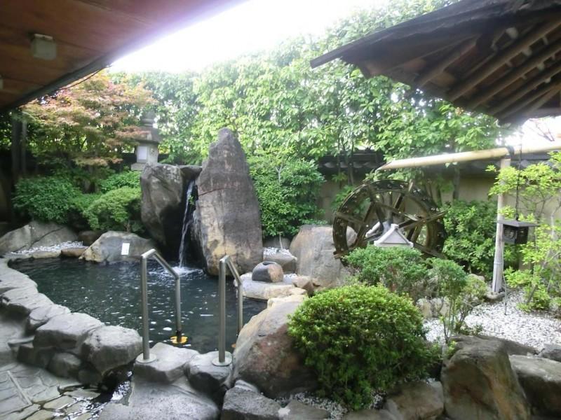 Nara hourai onsen nara 498
