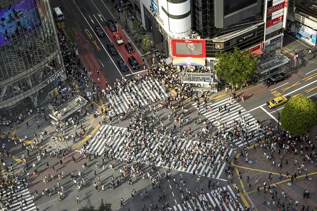 Shibuya crossing tokyo  01 20140504 www.for91days.com dsc00486
