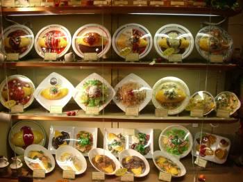 Omurice restaurant 2 by alainkun in tokyo