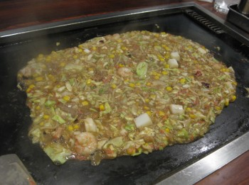 Half cooked monja